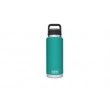 Rambler 36 oz Bottle with Chug Cap - Aquifer Blue by YETI in Waukegan IL