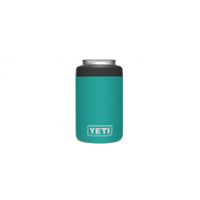 Rambler 12 oz Colster Can Insulator - Aquifer Blue by YETI in Englewood CO
