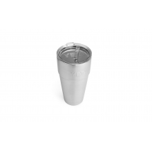 Rambler 769 ml Stackable Cup with Straw Lid - Stainless Steel by YETI in Cranbrook BC