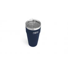 Rambler 26 oz Stackable Cup with Straw Lid - Navy