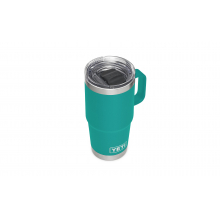 Rambler 591 ml Travel Mug with Stronghold Lid - Aquifer Blue