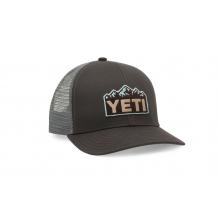 Mountains Trucker Hat - Brown by YETI in Littleton CO