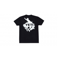 Rodeo BFTW Short Sleeve T-Shirt - Black - XXL