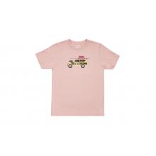 Kids Adventure Ride Short Sleeve T-Shirt - Desert Pink - M
