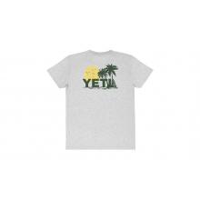 Women's Surf Sunset Short Sleeve T-Shirt - Heather Gray - S