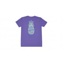 Women's Tiki Short Sleeve T-Shirt - Purple Rush - L