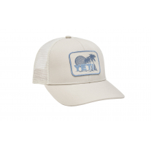 Surf Sunset Mid-Pro Hat - Cream