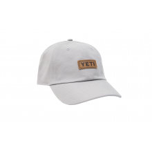 Badge Logo Leather Soft Crown Hat - Lavender by YETI
