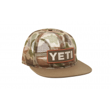 Camo Mesh 6 Panel Hat - Brown by YETI