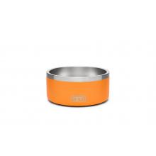 Boomer 4 Dog Bowl - King Crab Orange