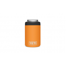 Rambler 12 oz Colster Can Insulator - King Crab Orange by YETI in Golden CO