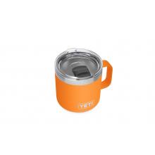 Rambler 14 oz Mug with Magslider Lid - King Crab Orange