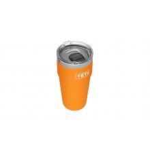 Rambler 473 ml Stackable Pint with Magslider Lid - King Crab Orange