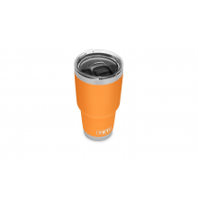 Rambler 30 oz Tumbler with MagSlider Lid - King Crab Orange