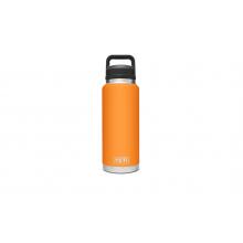 Rambler 1L Bottle With Chug Cap - King Crab Orange
