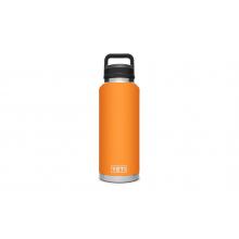 Rambler 46 oz Bottle with Chug Cap - King Crab Orange by YETI