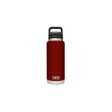Rambler 1L Bottle With Chug Cap - Brick Red