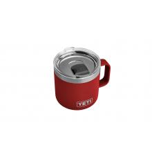 Rambler 414 ml Mug with Magslider Lid - Brick Red