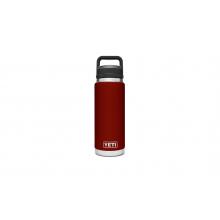 Rambler 769 ml Bottle with Chug Cap - Brick Red