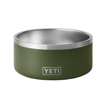 Boomer 8 Dog Bowl - Highlands Olive by YETI in Perry GA