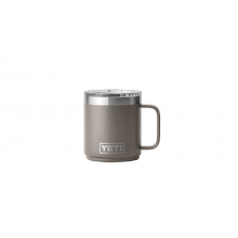 Rambler 10 oz Stackable Mug with Magslider Lid - Sharptail Taupe by YETI in Ocean View NJ