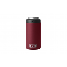Rambler 16 oz Colster Tall Can Insulator - Harvest Red by YETI in Denver CO