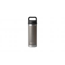 Rambler 18 oz Bottle with Chug Cap - Sharptail Taupe