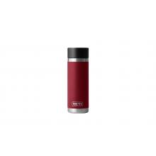Rambler 18 oz Bottle with HotShot Cap - Harvest Red