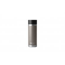 Rambler 18 oz Bottle with HotShot Cap - Sharptail Taupe by YETI in Thornton CO