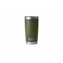 Rambler 20 oz Tumbler with MagSlider Lid - Highlands Olive by YETI in St Joseph MI