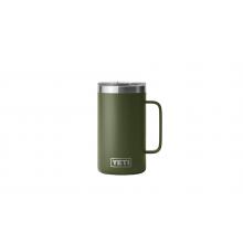 Rambler 710 ml Mug with Magslider Lid - Highlands Olive