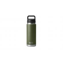Rambler 26 oz Bottle with Chug Cap - Highlands Olive