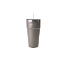 Rambler 26 oz Stackable Cup with Straw Lid - Sharptail Taupe by YETI in Traverse City MI