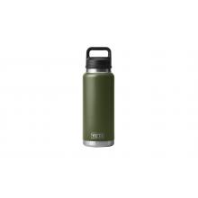 Rambler 36 oz Bottle with Chug Cap - Highlands Olive