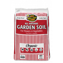 All Natural Garden Soil for Flower & Vegetables