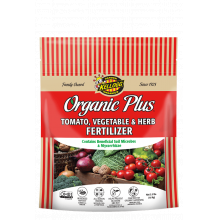 Kellogg Organic Plus Tomato, Vegetable & Herb Fertilizer