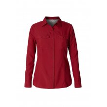 Women's Bug Barrier Expedition L/S by Royal Robbins in Northridge Ca