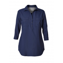 Women's Bug Barrier Expedition Tunic L/S by Royal Robbins in San Diego Ca