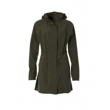 Women's Oakham Waterproof Trench by Royal Robbins in Santa Rosa Ca