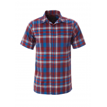 Men's Monument Plaid S/S by Royal Robbins in Rancho Cucamonga Ca