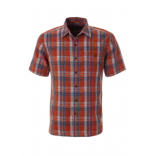 Men's Mojave Pucker Dobby Plaid S/S by Royal Robbins in Grand Lake Co