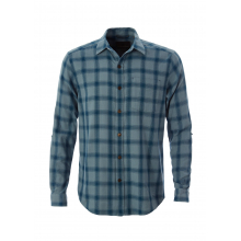 Men's Cool Mesh Eco II Plaid L/S by Royal Robbins