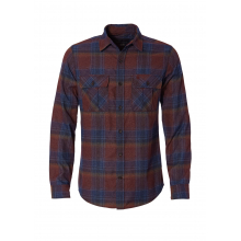 Men's Lost Coast Flannel Plaid L/S by Royal Robbins in Fremont Ca
