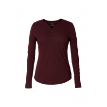 Women's Merinolux Henley L/S by Royal Robbins in Sioux Falls SD