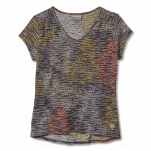 Women's Featherweight Tee by Royal Robbins in Chelan WA