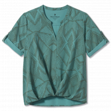 Women's Spotless Traveler S/S by Royal Robbins in Chelan WA