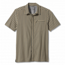 Men's Mission Plaid S/S by Royal Robbins in Chelan WA