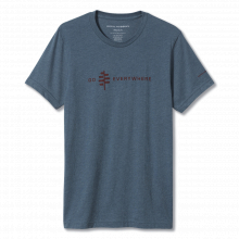 Men's Royal Robbins Logo Tee by Royal Robbins