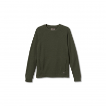 Men's Vacationer Hemp Terry Crew