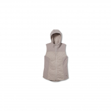 Women's Shadowquilt Hooded Vest by Royal Robbins in Chelan WA